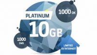 Platinum 10GB Paketi