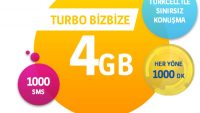 Turbo Bizbize 4 GB Paketi
