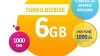 Turbo Bizbize 6 GB Paketi